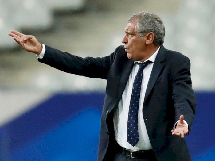 Pelatih Portugal Mengaku Frustrasi dengan Hasil Imbang Saat Laga Melawan Prancis