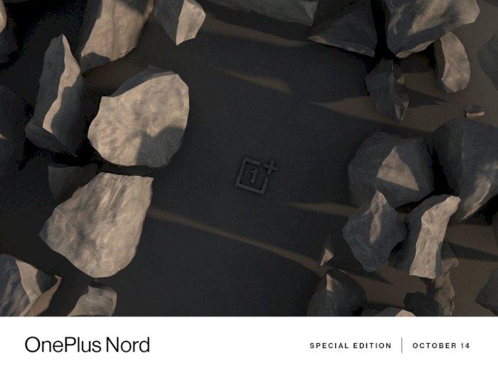 OnePlus Nord Special Edition Segera Hadir Tanggal 14 Oktober Nanti!