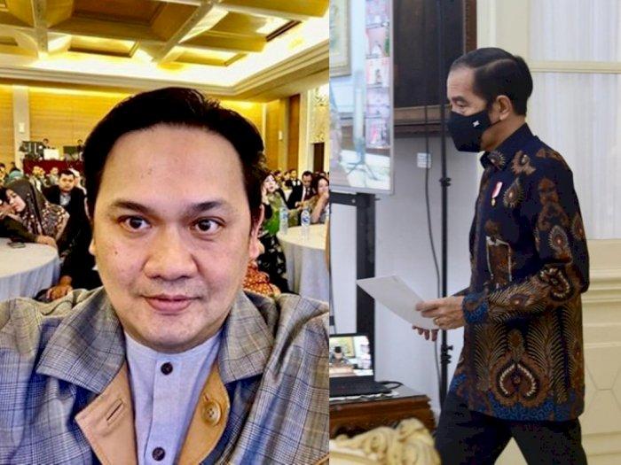 Farhat Abbas Sarankan Jokowi Ganti Menteri yang Cuma Diam Membisu: Ngapain Dipelihara