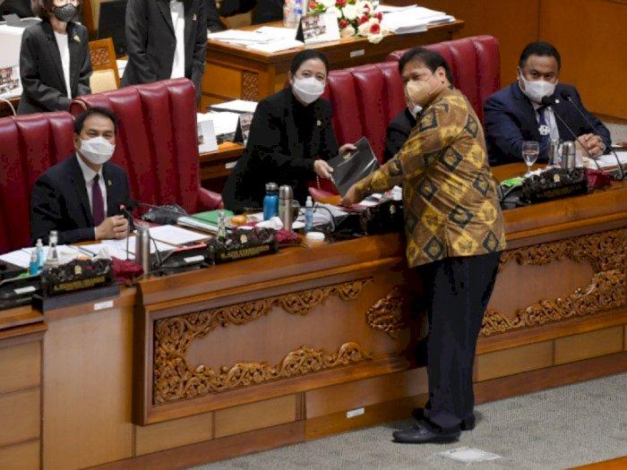 Setelah Direvisi, Draf UU Cipta Kerja Kini Bertambah Jadi 1.035 Halaman