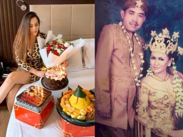 20 Tahun Jadi Istri Kedua, Nita Thalia Digosipkan Cerai, Rayakan Ultah Tanpa Sosok Suami