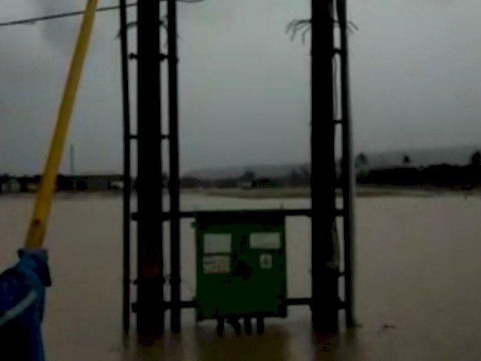 Banjir Bandang dan Longsor Terjang Garut Akibat Hujan Deras