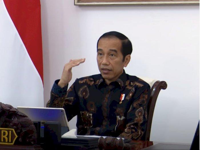 Angka Kematian Covid-19 Tinggi, Jokowi Minta Tingkatkan Standar RS, ICU dan Tempat Isolasi