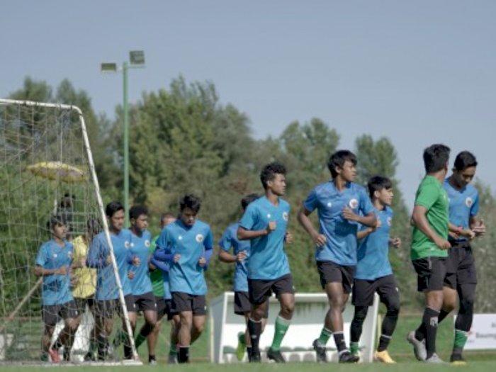 Agar Fokus Latihan, Shin Tae-yong Batasi Pemain Timnas U-19 Pakai Media Sosial