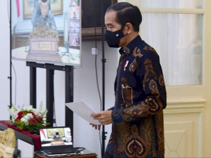 Presiden Jokowi Minta Tiru Penanganan COVID-19 di Jatim dan Sulsel, Begini Katanya