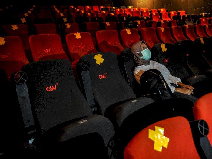 Jika Ingin Buka, Disparekraf DKI Minta Bioskop Ajukan Lebih Dulu Usulan Operasi