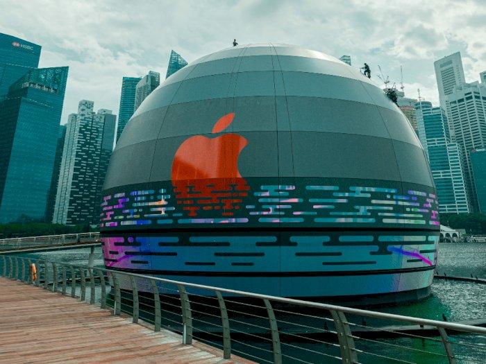 Apple Kini Mulai Kirimkan Produk Miliknya Secara Langsung dari Toko