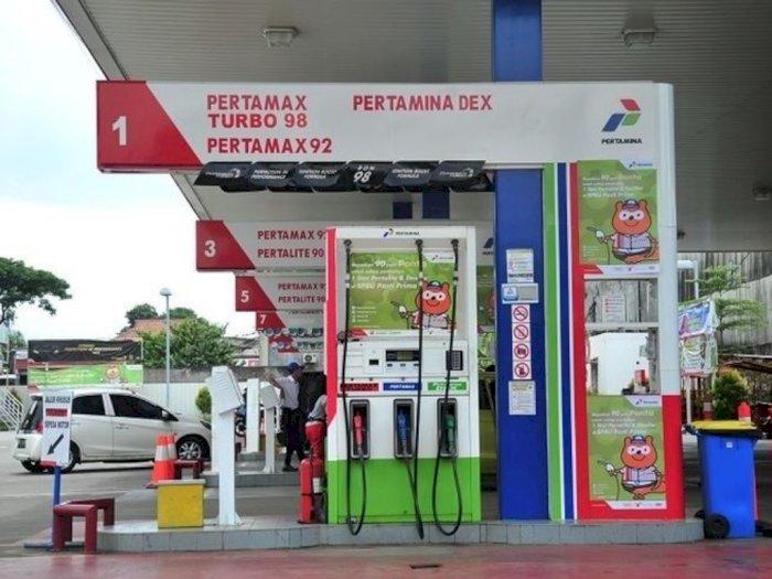 Harga Pertamax Turun, Pertamina Beri Diskon Rp 250 Per Liter