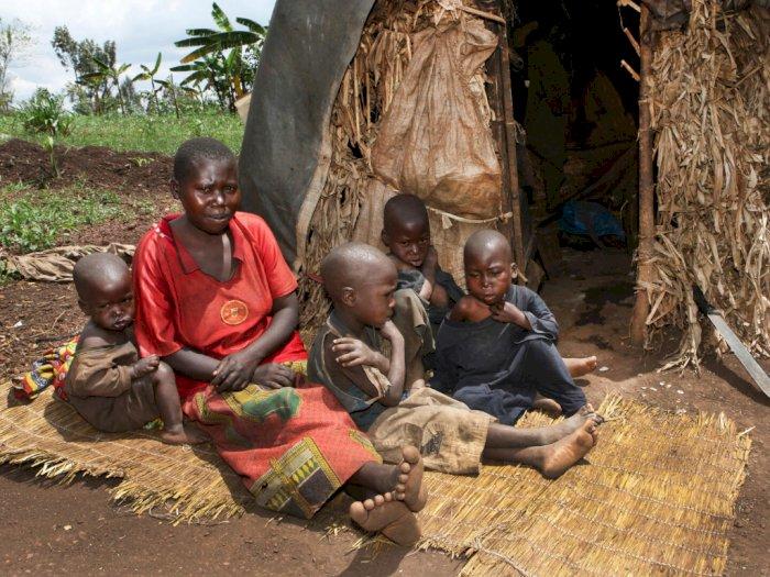 Kemiskinan Parah di Burundi, Negara Kecil di Afrika Timur