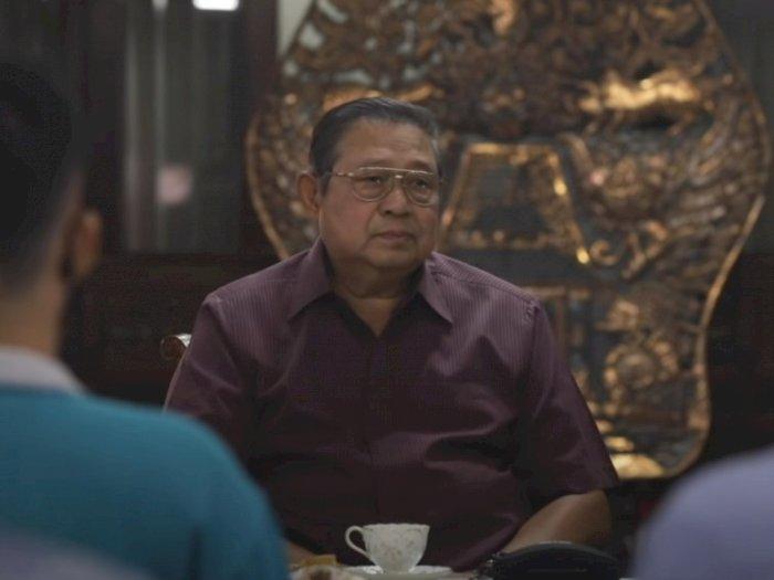 Dalang Demo Rusuh Mesti Diungkap, SBY: Kalau Tidak Nanti Dikira Negaranya Melakukan Hoaks