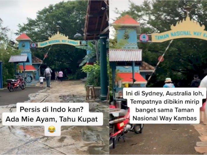 Gantian, Kali Ini Negara Luar Bikin Objek Wisata yang Mirip Suasana di Indonesia