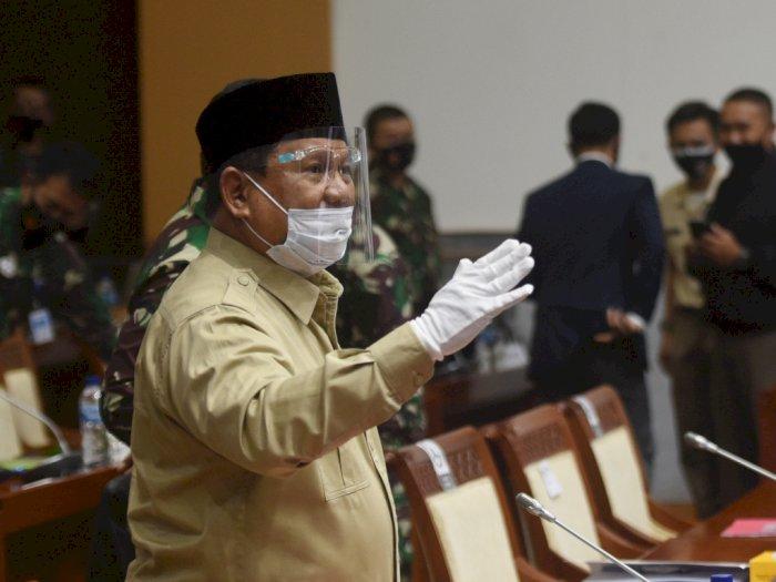 Prabowo Subianto Jawab Kritikan Tak Lagi Lantang Sejak Berkoalisi dengan Jokowi