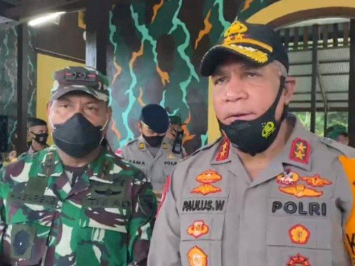 Sepanjang 2020 Ada 22 Teror KKB di Intan Jaya Papua