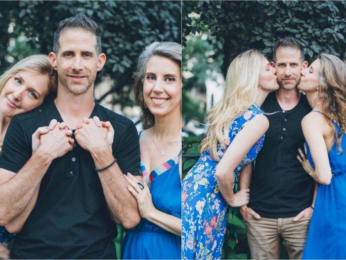 Pria Ini Korbankan Pernikahan 19 Tahun Demi Punya Dua Pacar, Ini Kehidupannya Sekarang