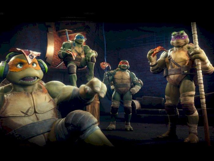 Game MOBA SMITE Kolaborasi dengan Nickelodeon, Hadirkan Karakter dari TMNT!