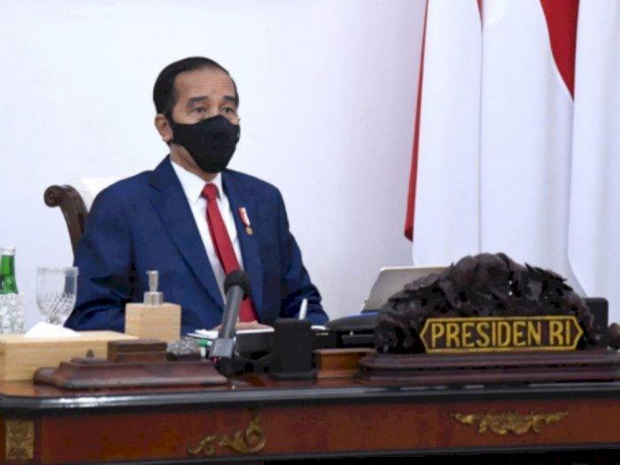 Presiden Jokowi Minta Masyarakat Waspadai Fenomena La Nina