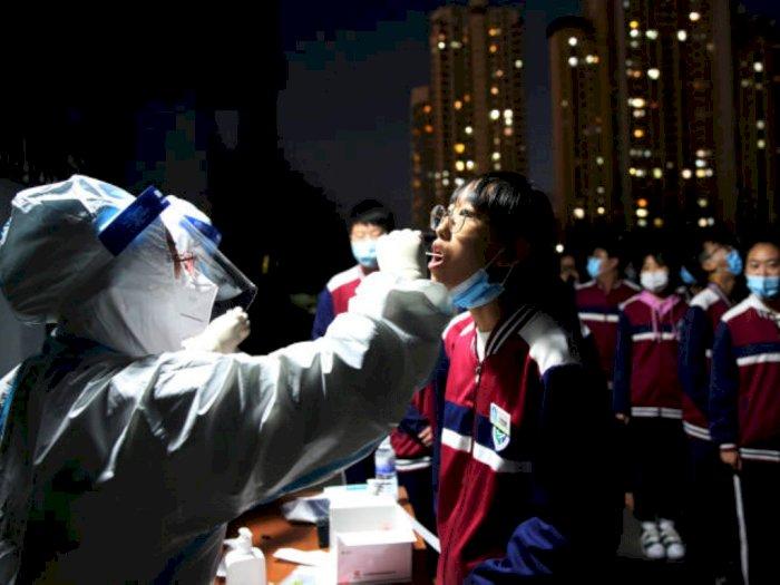 2 Bulan Bebas Covid-19, Tiongkok Kembali Laporkan Puluhan Kasus Baru