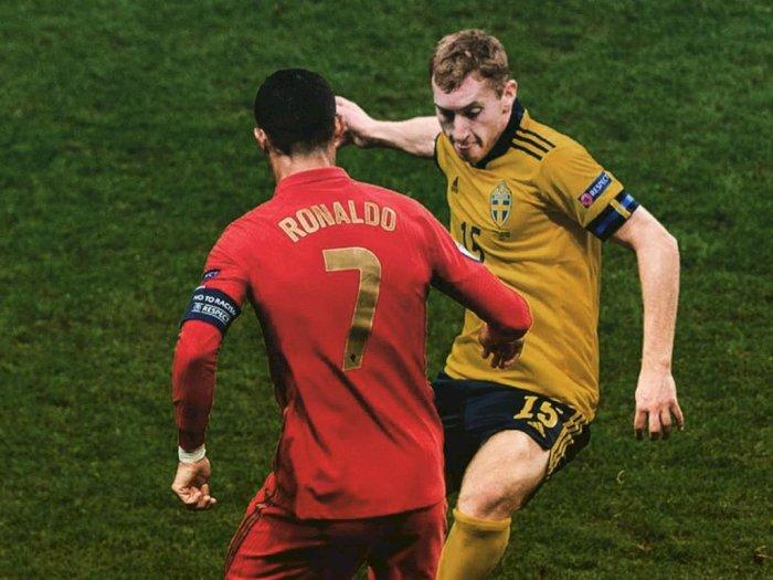 Jelang Laga Portugal vs Swedia, Kulusevski: Saya Tidak Tahu Bagaimana Hentikan Ronaldo