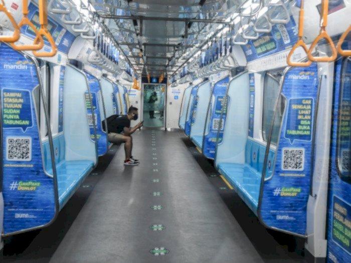 Siang Ini, MRT Tutup Sejumlah Stasiun untuk Antisipasi Aksi Massa