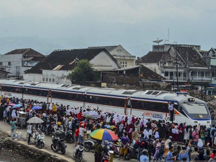 Kereta Api di Garut Mulai Beroperasi di Tahun 2021