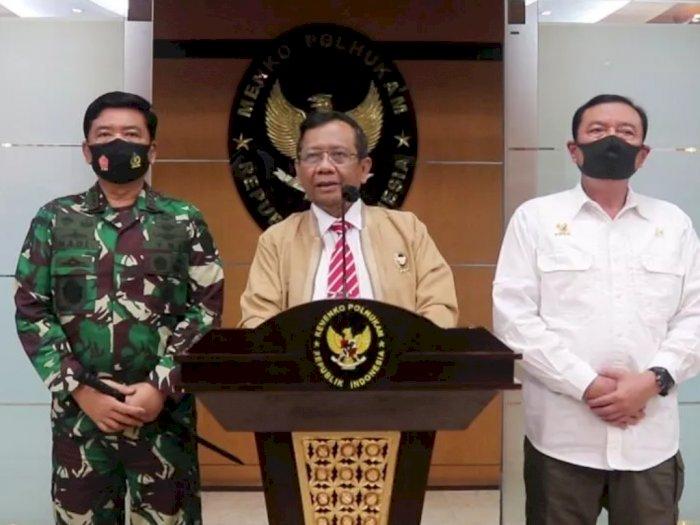 Terkait Penembakan Anggota TGPF, Mahmud MD: Direncanakan, Pelaku Sedang Kita Buru