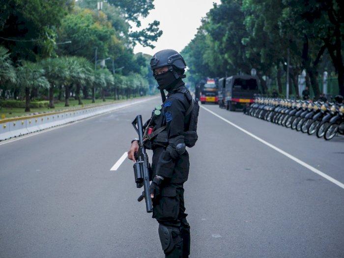 Objek Vital Jadi Prioritas, Polisi Jamin Keamanan Ibu Kota