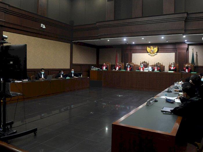 4 Terdakwa Kasus Jiwasraya Divonis Penjara Seumur Hidup