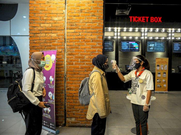 Akibat Sirkulasi Udara yang Terutup, Dinkes Bandung: Pembukaan Bioskop Masih Riskan