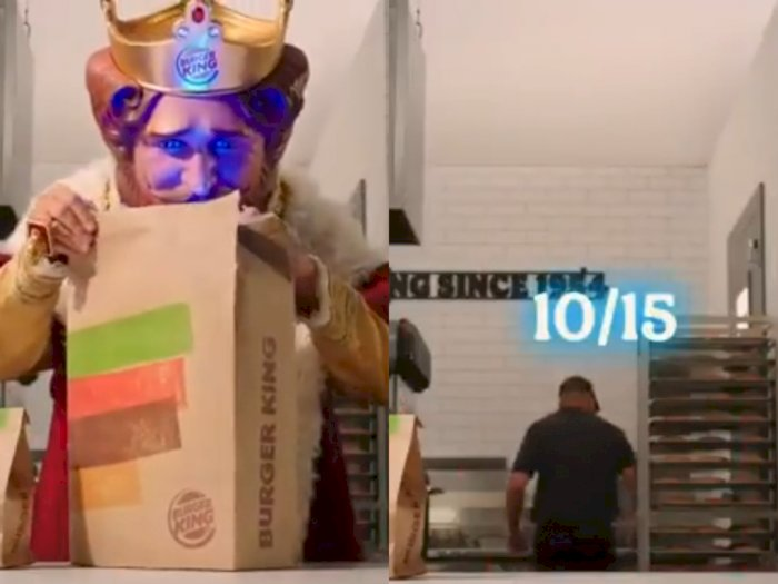 PlayStation 5 Kerja Sama Dengan Burger King?