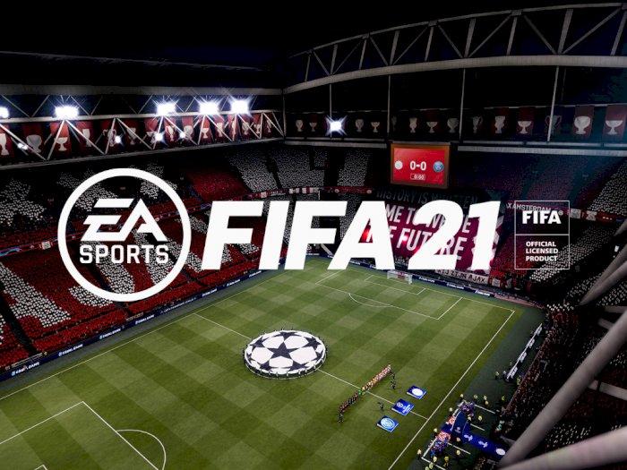 5 Pemain Terbaik dengan Overall Rating Tertinggi di Game FIFA 21!