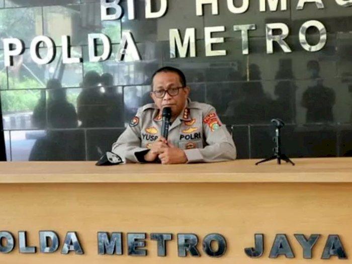Polda Metro Jaya Selidiki dan Cari Pihak yang Ajak Pelajar Rusuh di Aksi Demo