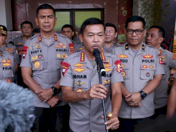 BREAKING NEWS: Kapolri Jenderal Idham Azis Mutasi Besar-besaran 229 Pamen dan Pati Polri