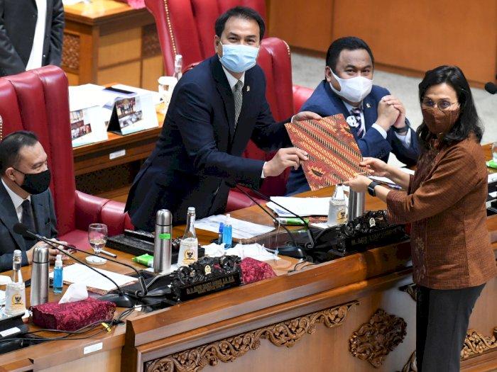 DPR Akhirnya Serahkan Draf Final UU Cipta Kerja ke Sekretariat Negara