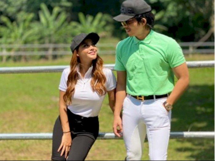 Aurel Hermansyah Foto Bersama Atta Halilintar usai Kuda-kudaan, Netizen: Pasangan Teruwu