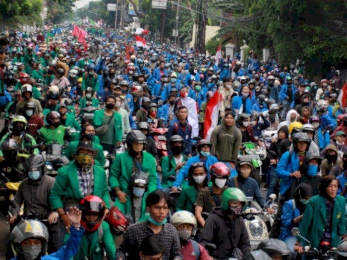Munculkan Fitnah, Pemerintah Diminta Ungkap Dalang Aksi Demo Jika Ada Bukti