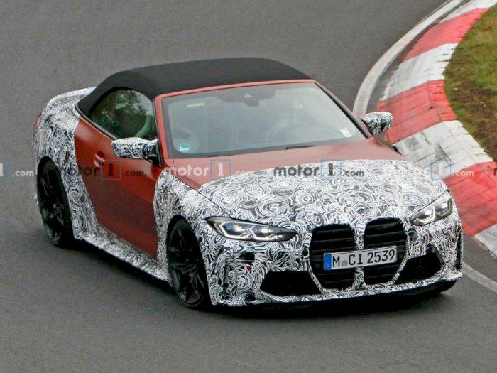Baru Diumumkan, Mobil BMW M4 Convertible Terlihat di Nurburgring