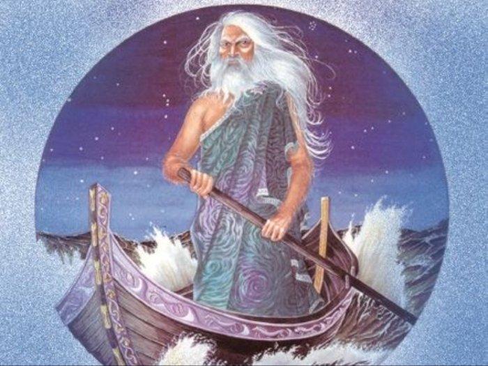 Manannan Mac Lir, Dewa Laut Irlandia dengan Kekuatan Lima Benda Gaibnya