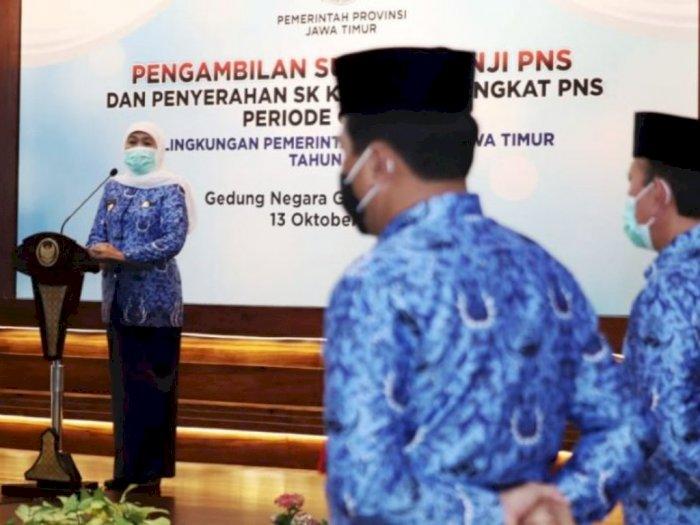 """CETTAR"", Konsep Kerja Wajib Para ASN di Jawa Timur"