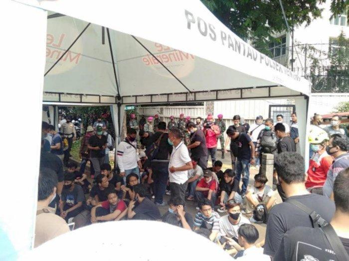 Pelajar Ikut Rusuh Demo, Polisi Catat Kelakuannya di SKCK