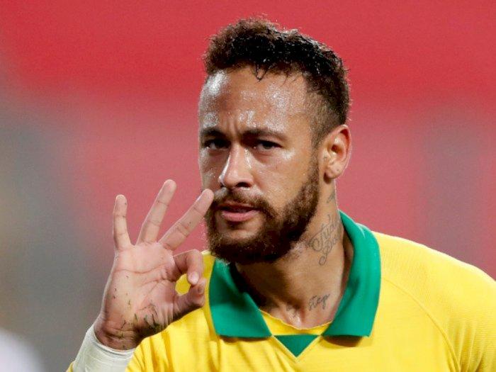 Neymar Berhasil Kalahkan Ronaldo
