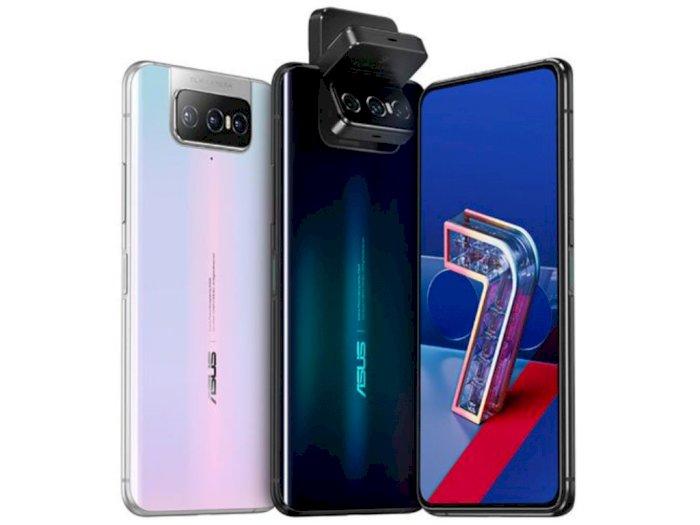 Asus Zenfone 7 Pro Ponsel Selfie Terbaik Nomor 2 Menurut DxOMark
