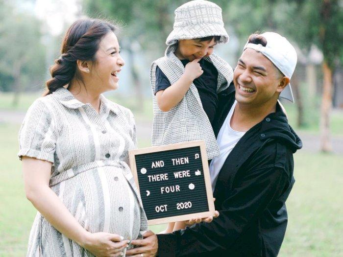 Chelsea Olivia Segera Lahiran, Glenn Alinskie Ungkap Inisial Nama Anak Keduanya