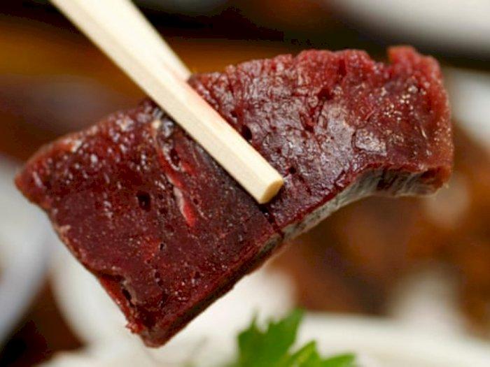 Keberadaan Ikan Paus sebagai Makanan Sumber Protein di Jepang