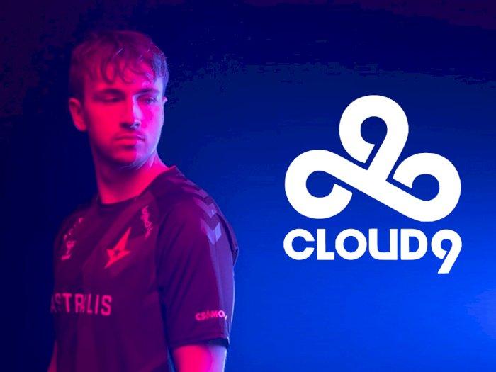Pemain CS:GO Astralis, es3tag Dilaporkan Bakal Isi Roster Baru dari Cloud9!