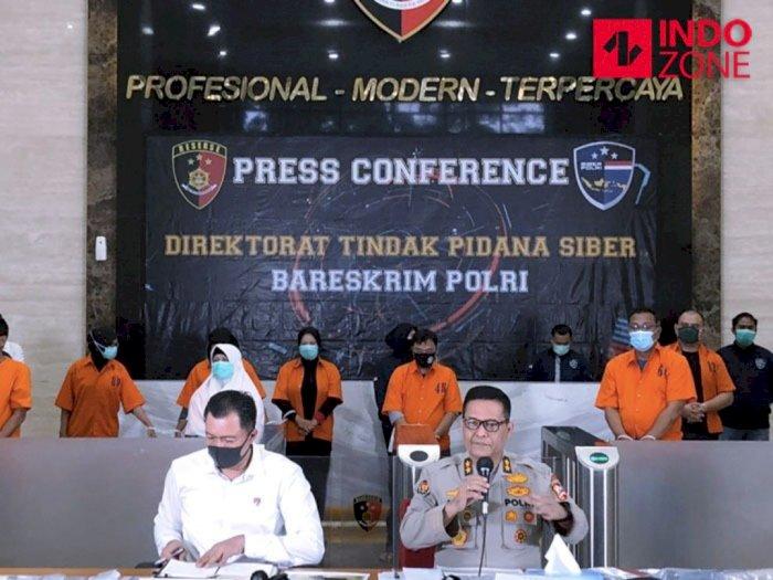 Polri Ungkap Kasus Deklarator KAMI Anton Permana, Ternyata Sebar Isu SARA