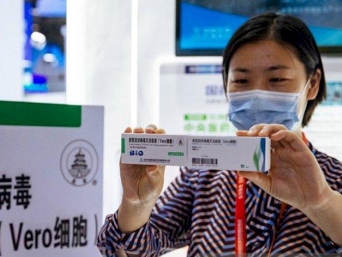 Vaksin Covid-19 Sudah Dipesan Daring oleh Warga China