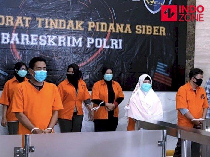 Polri Ciduk Admin Akun @Podoradong, Kasusnya Terkait Demo Ricuh