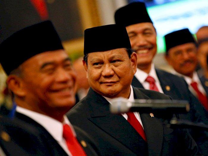 Larangan Masuk ke AS Dicabut, Pentagon Siap Sambut Kunjungan Prabowo