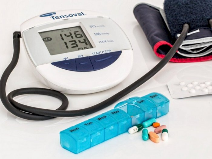 Waspada! Hipertensi Memicu Tubuh Mudah Terpapar Covid-19