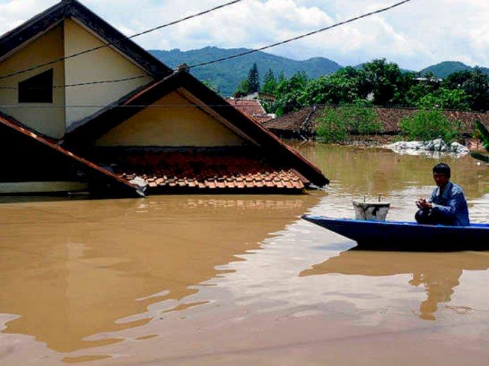 Soal Penanganan Banjir Medan, Luhut Sebut Perlu Pemimpin yang Berkomitmen